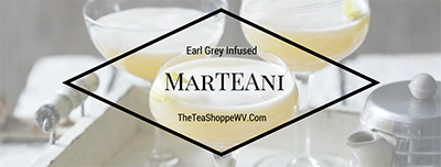 Earl Grey MarTEAni Recipe