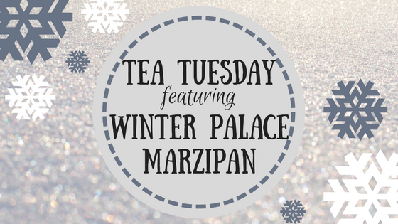 Tea Tuesday: Winter Palace Marzipan Rooibos