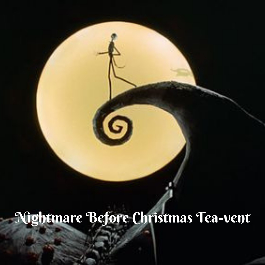 Nightmare Before Christmas Adult Tea-Vent