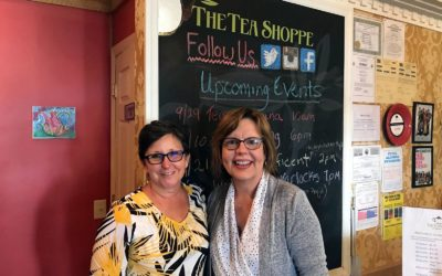 The Tea Shoppe Review by Barbara Gulley