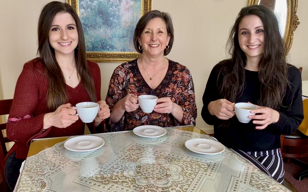 Celebrating International Women's Day at The Tea Shoppe!