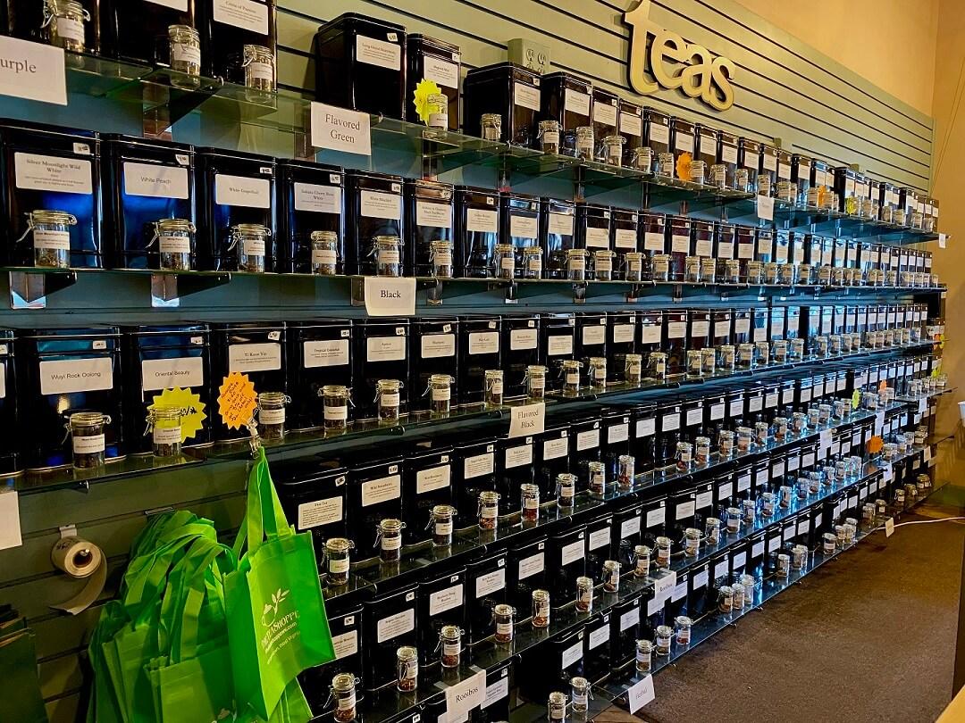 Find Your Favorite Tea!